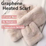 Winter Neckerchief USB Rechargeable Graphene Heated Scarf