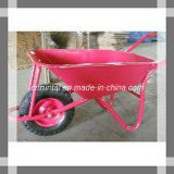 Cheap and Durable Wheelbarrow
