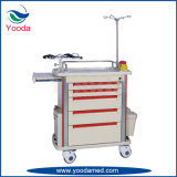 ABS Hospital Medical Emergency Cart