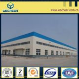 Long Life-Span Cheap Light Prefabricated Steel Structure Workshop