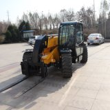 China Vift Supply 3 Ton 6.8m All Terrain Telehandler Forklift Farm and Agriculture Equipment From Factory Manufacturer