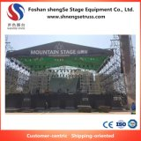 Aluminum Mobile and Foldable Types Scaffolding