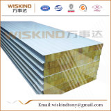 Wholesale 50mm, 75mm, 100mm Rock Wool Sandwich Panel