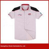Custom Made Short Sleeve Working Apparel for Summer (W266)