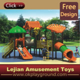 Ce Most Competitive Price and Quality Outdoor Playground (12009A)