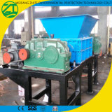 Biaxial Living Garbage/Waste Plastic Recycling/Foam/Wood/Tire/Kitchen Waste/Municipal Waste/Medical Waste Crusher Shredder