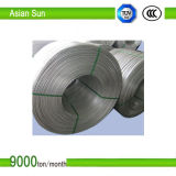 High Purity Aluminium Wire Rod in Coils with Hot Sale