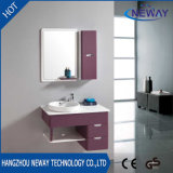 Wholesale PVC Wall Lowes Bathroom Vanity Cabinets