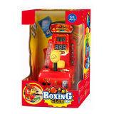 B/O Boxing Game Toys Finger Punch Game for Show Power