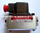 Moog J869 Series Double Nozzle Baffle Mechanical Feedback Servo Valve
