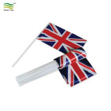 Eco-Friendly Cheap Coated Paper 157GSM Hand Shaking Waving Flag