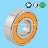 Low Noise Deep Groove Ball Bearing (6200 ZZ RS) with Ts16949