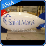 Creative Durable Printable Slogan Helium Advertising Inflatable Blimp Balloon