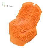 Practical and Comfortable Silicone Massage Gloves Handheld Massager
