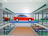Plane Shifting Garage Automated Parking System