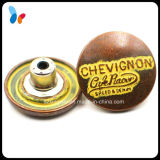 Custom New Design Alloy Metal Denim Jeans Button Tack Button