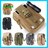 Outdoor Sport Tactical Molle Waist Pack Military Bag with Cell Phone Holster