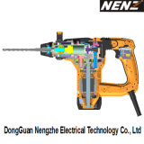 Nz30 Four Operation Model Decoration Drilling Rotary Hammer with Safe Clutch and Cvs System