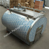 Horizontal Steel Milk Transportation Tank