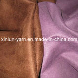 Hot Sale Micro Velboa Chelsea Boots Shoes Materials Fabric