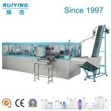 Automatic Pet Stretch Blow Molding Machine PP 4 Cavity 600ml 1 L Liter 5 Gallon Blowing Small Plastic PC Jar Moulding Mold Mineral Water Bottle Making Blower