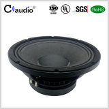 261dfbz08A 10 Inch Paper Cone Cloth Edge Loudspeaker with Aluminum Frame