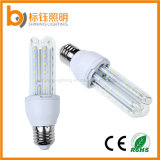 E27 7W LED Lighting Lamp 90% Energy Saving Light Bulb (B22/E27/E14 Base, ′u′ Shaped Lampshades)