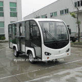 11 Passengers Electric Car Sightseeing Car with Good Price