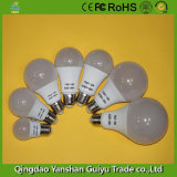 A60 LED Bulb From 3W to 18W with E27/B22 Base