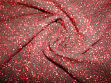 Silver Thread T/R Knitting Jersey Fabric for Woman Dresses
