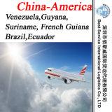 Air Transportation Venezuela, Guyana, Suriname, French Guiana, Brazil, Ecuador-Logistics