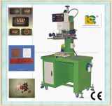 Plane & Rounded Hot Foil Stamping Machine Embossing Heat Press Machine Craft, Fabric Handbag, Leather, Paper and Plastic