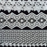 Thick Scalloped Eyelash Lace Trim for Wedding Gown or Shirt Accessories L077
