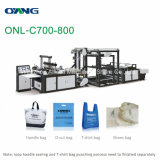 Latest Automatic Non-Woven Bag Making Machine