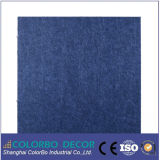 Home Cinema Soundproofing Polyester Fiber Acoustic Board