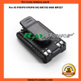 Two Way Radio Rechargeable Battery Bp227 Li-ion Battery for IC-F50