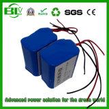 18650 Battery Pack 7.4V 4400mAh for Medical Equipment Medical Device