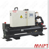 Water Cooled Screw Type Industrial Cooling System