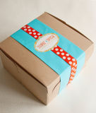Craft Paper Food Packing Boxes with Cheaper Price