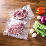 Cook-Chill Meat Embossed Vacuum Bags for Packing Meat