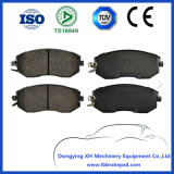 Subaru Forester No Noise Low Metal City Road Brake Pad D1539