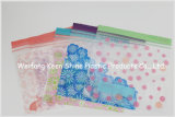Double Track Reclosable Poly Bag/Zipper Bag for Food Storage