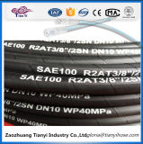 China Supply Hydraulic Rubber Hose Prices 1sn 2sn R3 R6 4sp 4sh