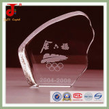 Promotion Gift K9 Blank Crystal for Wedding Souvenir (JD-CB-305)
