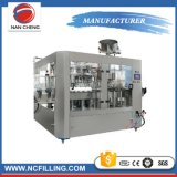3 in 1 Glass Bottle Drinking Beer Filling Machine / Soft Drink Filling Machine