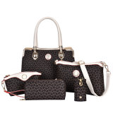 Versatility Set Women Handbag 5PCS Fashion Designer Hand Bag (XM0138)