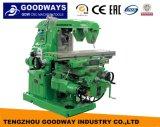 CNC Metal Universal Horizontal Turret Boring Milling & Drilling Machine for Cutting Tool Lifting Table X6132h