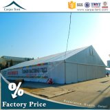 Large Waterproof PVC 40*55m Warehouse Industrial Tent Canopy with Rolling Door