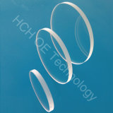 25.4mm Diameter, 0.9mm Thick Uncoated Sapphire Lens From China