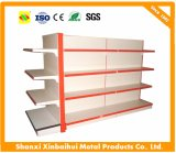 Double Sided Supermarket Rack with Heavy Duty